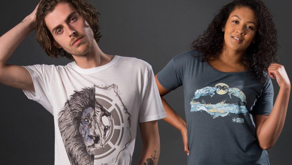 Sustainable Clothing Brand Born Hybrid
