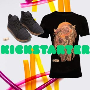 Sustainable clothing brand and other eco friendly Kickstarter campaigns