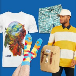 Selection of Ethical Products
