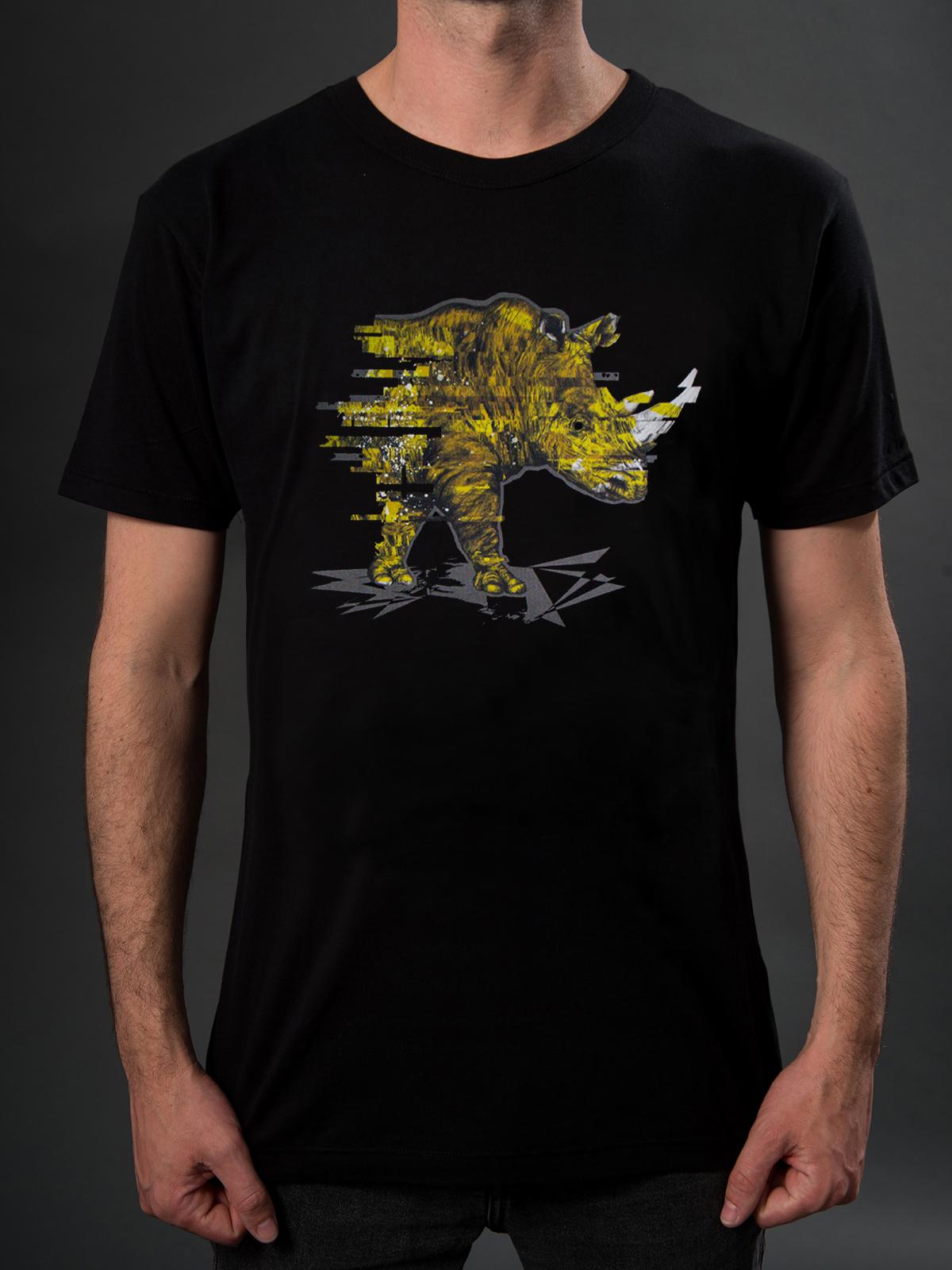 Rhino T Shirt